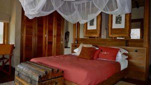 bedroom - chalets