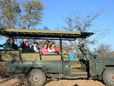 Zangarna Game Lodge - Activities