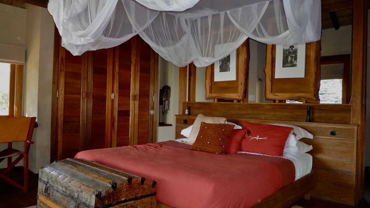 Zangarna Game Lodge - Chalets